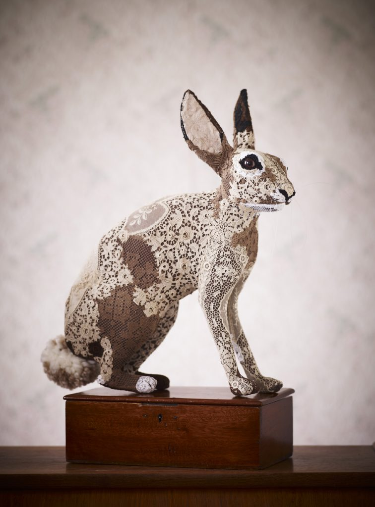 Donya-Coward-recycled-art-made-from-vintage-textiles