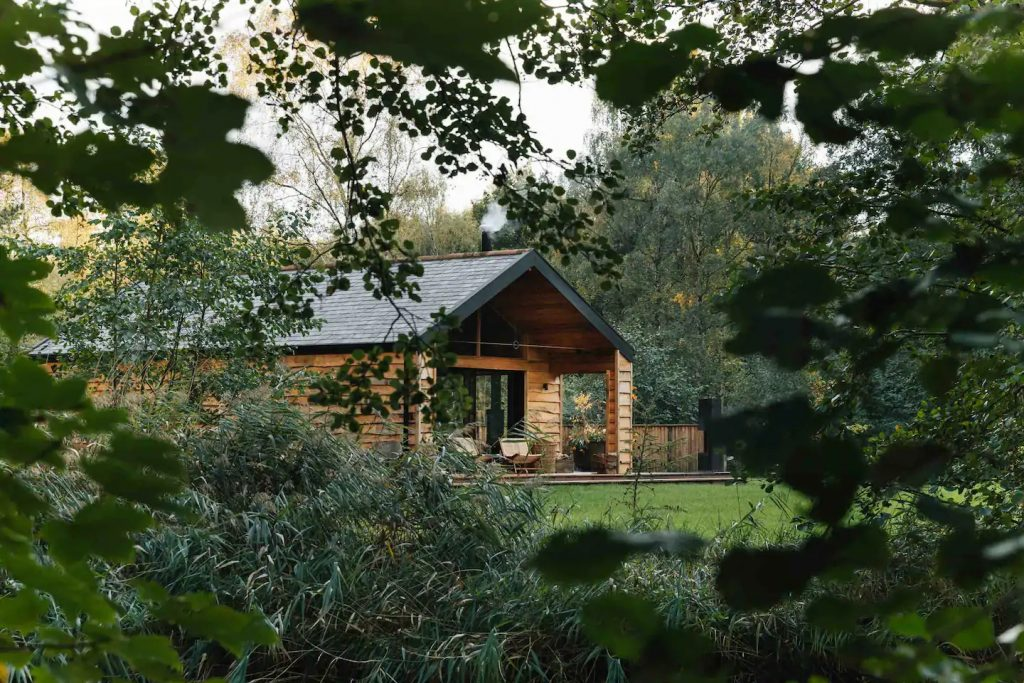 UK cabins to rent in Norfolk